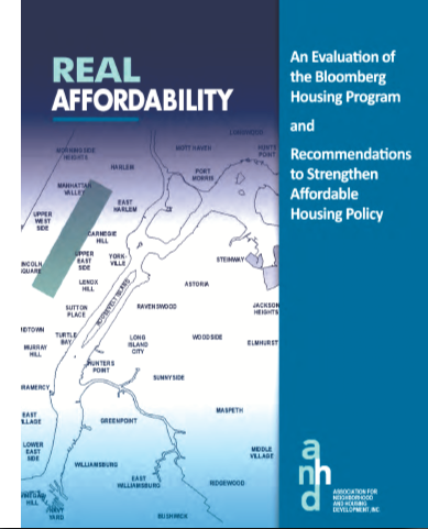 Real Affordability Report