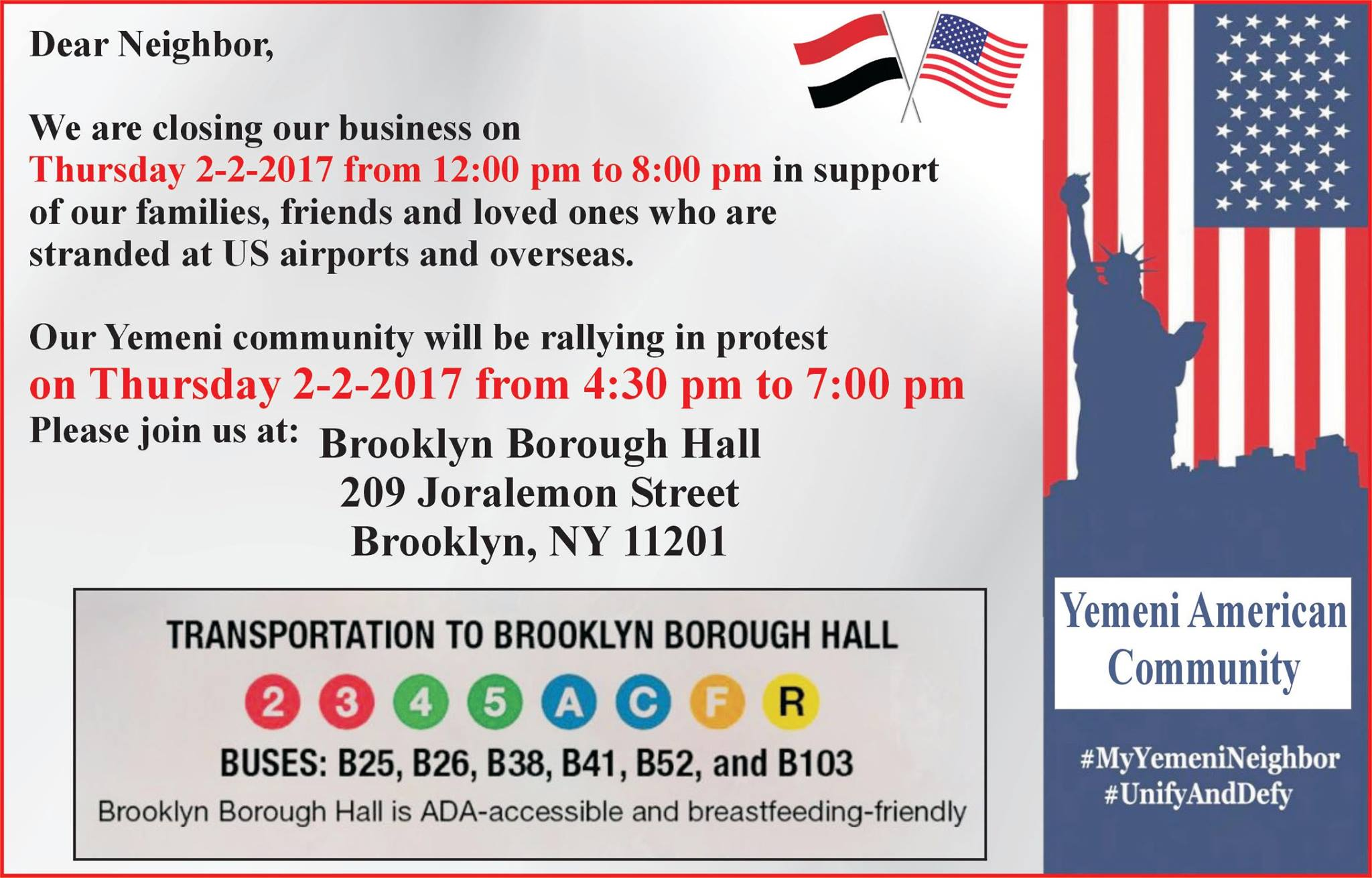 Yemeni American Community