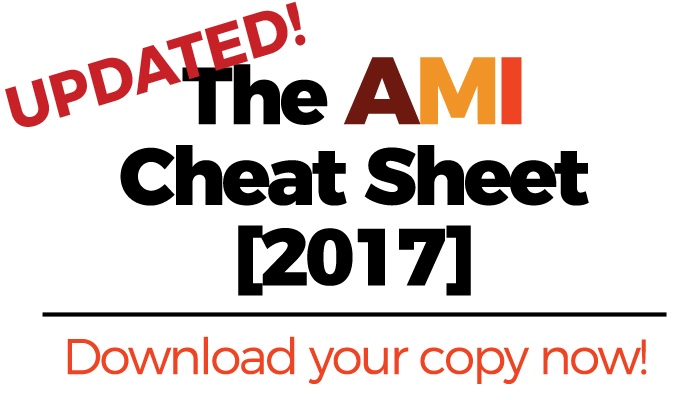 The Updated AMI Cheat Sheet is Better Than Ever!