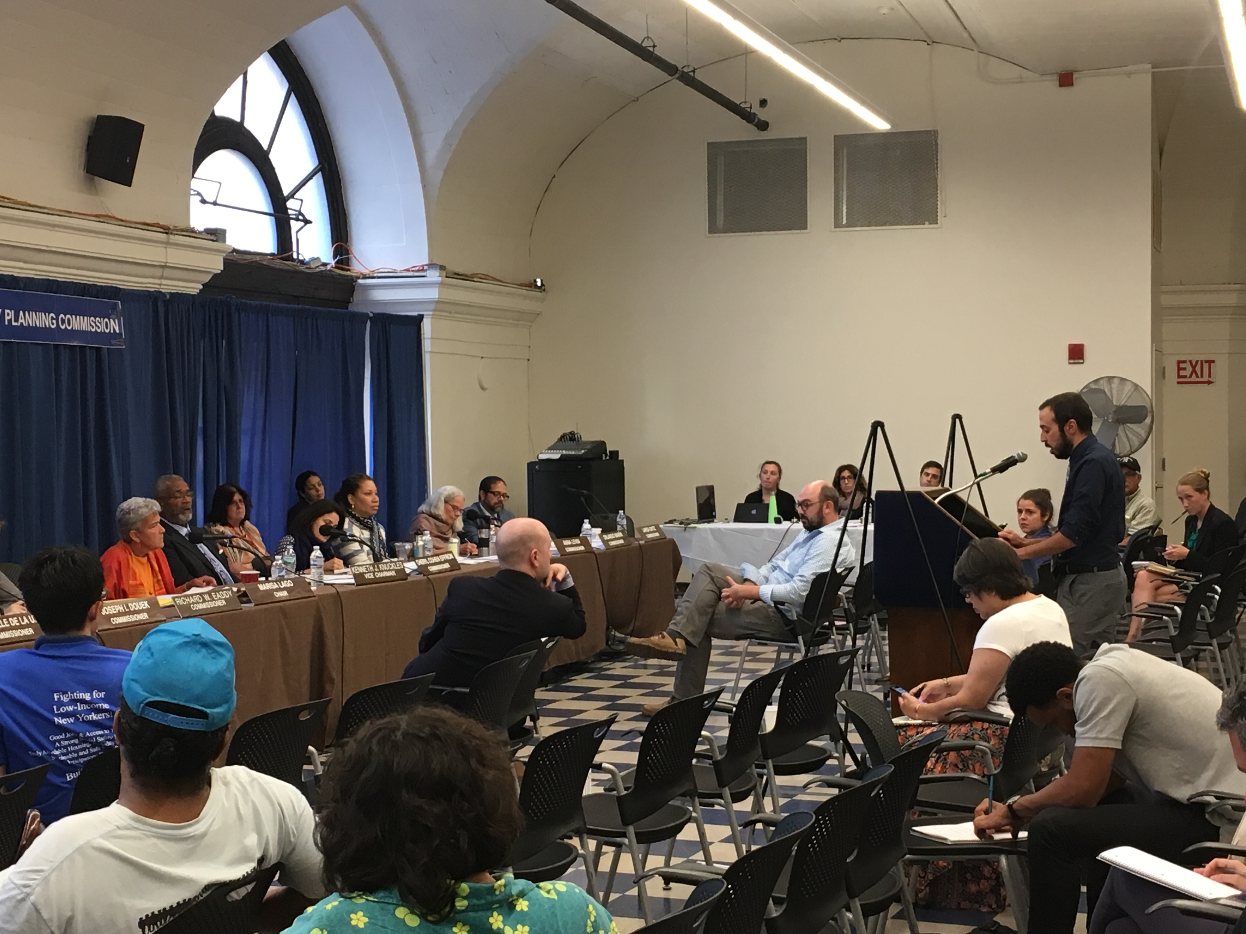 East Harlem Stakeholders Demand No Vote at CPC Rezoning
