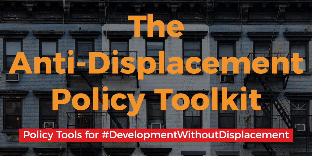 The Anti-Displacement Policy Toolkit