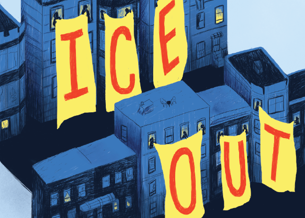 Get ICE OUT of Our Neighborhoods